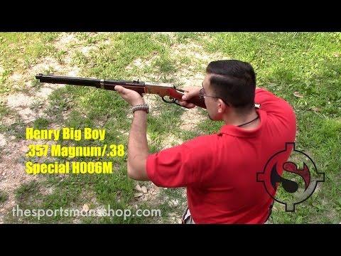 Henry H006M Big Boy .357 Magnum Rifle