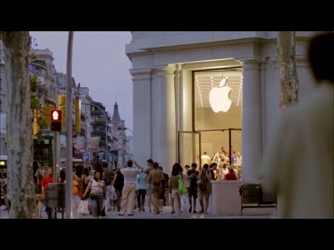 Apple Store - Barcelona