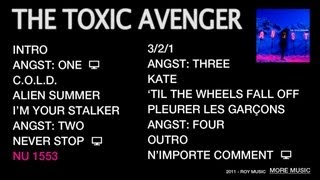 THE TOXIC AVENGER - NU 1553