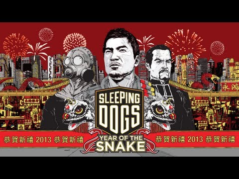 Sleeping Dogs: Year Of The Snake - Fish Market - Episode 04