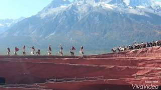 雲南玉龍雪山印象丽江表演Yunnan Jade Dragon mountain show