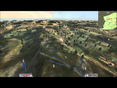 Napoleon: Total War - Bitwy Napoleona: Bitwa pod Waterloo