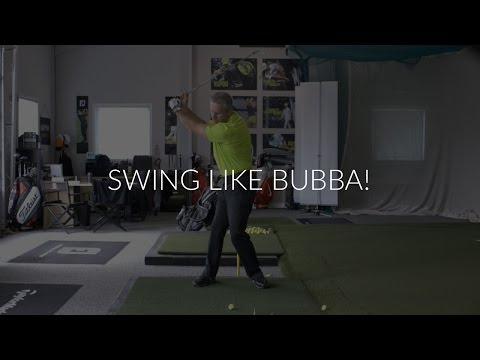 Swing Like Bubba! - Shawn Clement's Wisdom in Golf