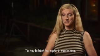 """"""" The Conjuring 2 """" một câu chuyện có thật , nạn nhân của vụ án đã nói gì ?"""