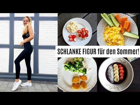 Schlanke Figur für Sommer 2018! (OHNE Kalorien zählen, INSTINKTIV gesund essen)