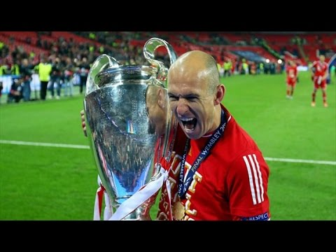 Borussia Dortmund Vs FC Bayern Munich 1-2 (Champions league final 2013 FULL MATCH)
