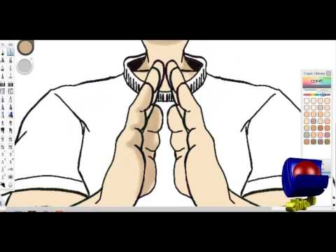 Cyclops Caricature