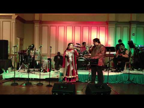 Roja Malare Rajakumari  Swathi Music Night - Harini Vasudevan & Suresh video