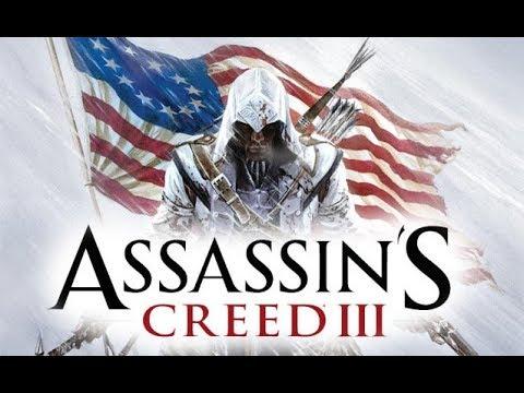 Фильм Assassin's Creed 3 (весь сюжет, полная версия) [1080p]