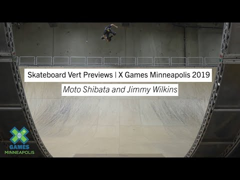 Skateboard Vert Athlete Profiles | X Games Minneapolis 2019