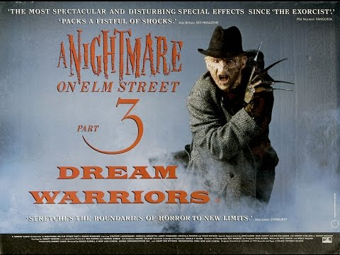 A Nightmare on elm street 3 : Dream Warriors