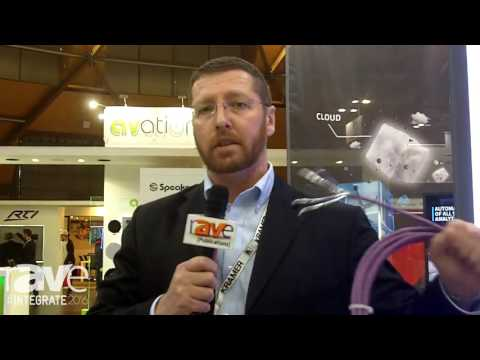 Integrate 2016: Kramer Exhibits Its Cat6e Category Cable