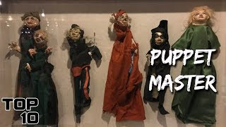 Top 10 Scary Toy Stories - Part 3