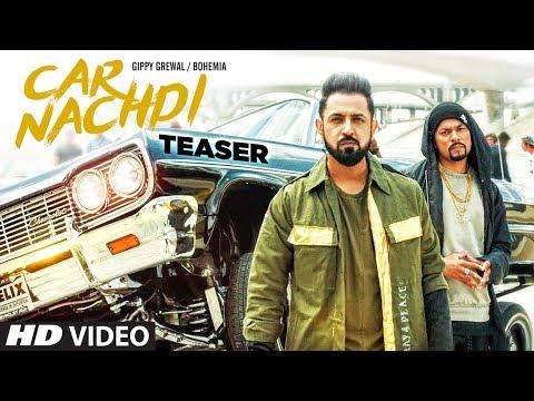 Car Nachdi Teaser | Gippy Grewal, Bohemia | Jaani, B Praak | Releasing 13 June 2017