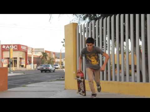 2016 La Paz, Mexico Skateboarding