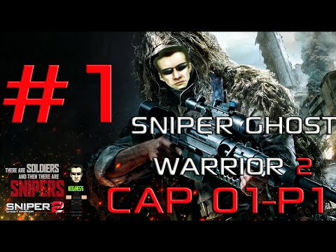 Sniper Ghost Warrior 2 | #01- P-1 |  Let's Play | Gameplay | ESP |