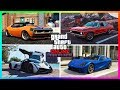 GTA Online Arena War DLC Unreleased Cars/Vehicles - NEW INFO! Release Times, SECRET Unlocks & MORE!