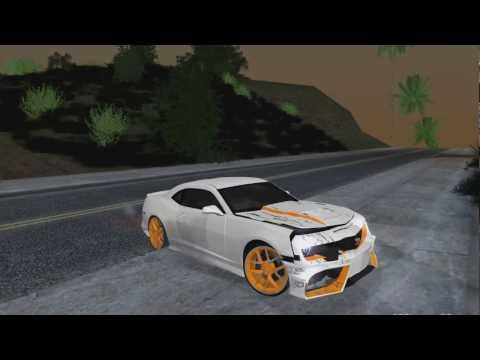 Chevrolet Camaro VR (IVF)