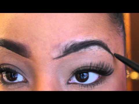 Easy Eyebrow Sculpting Tutorial
