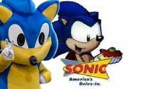 Giorgio loves Sonic.