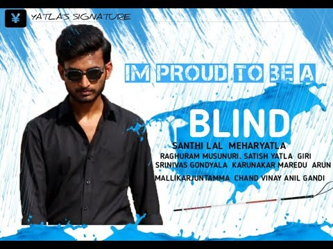 Proud To Be Blind | Latest Telugu Full Movie | alidra | Mehar Yatla | New Short Film Telugu 2018