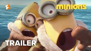 Video clip Minions Official Trailer #3 (2015) - Despicable Me Prequel HD