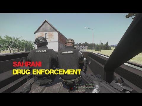 Sahrani Drug Enforcement Agency