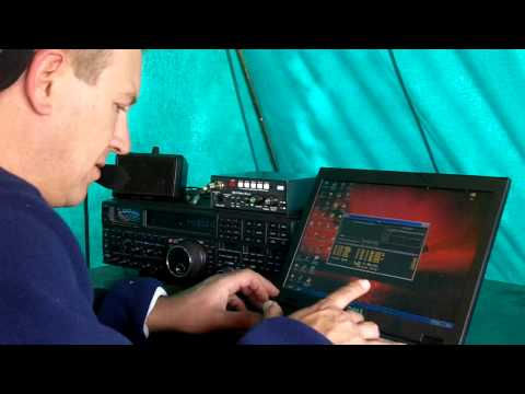 Blacksheep CG - May 2012 144Mhz Contest - G0XDI operating
