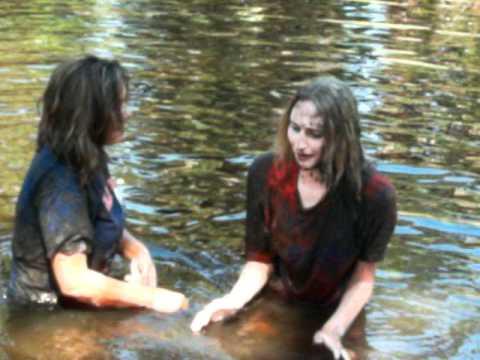 nothin like takin a splash in peace river