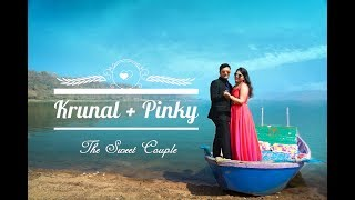 Krunal & Pinky Pre Wedding | Gazab Ka Hai Din | DIL JUUNGLEE