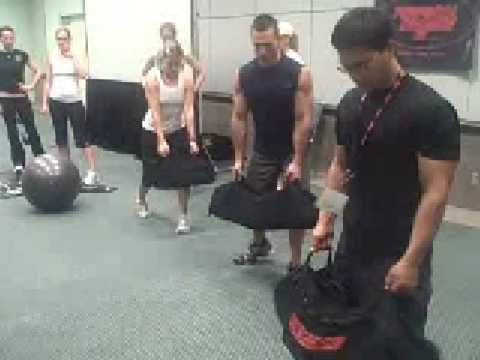 Sandbag Training | Sandbag Workout | Circuit Training Image 1
