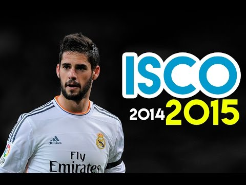 Isco 2015 ● Goals and Skills ● Real Madrid CF ● HD