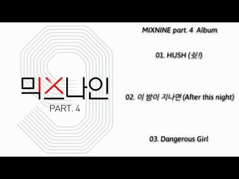 [FULL ALBUM] MIXNINE 믹스나인 Part.4