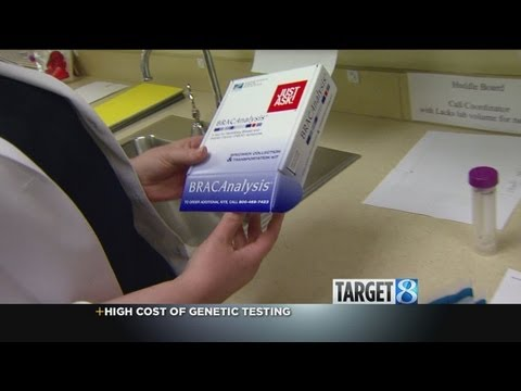 Breast cancer gene testing monopoly