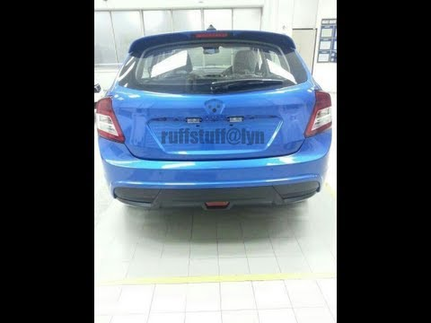 Proton Preve Hatchback 2013 - P3-22A