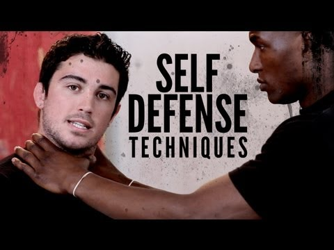 Self Defense Training: How to Defend Yourself From an Attacker Image 1