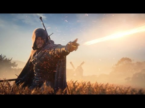 The Witcher 3 - Cinematic Trailer (2015) HD