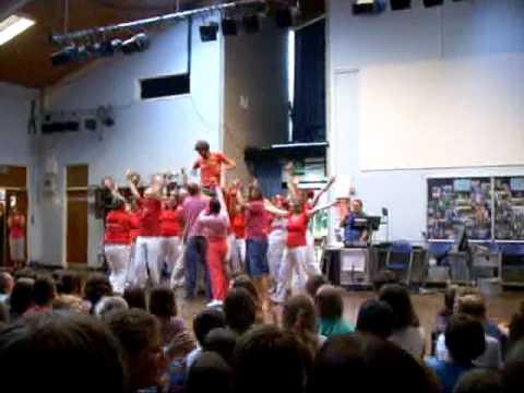 Mullion School Teachers | Glee - Don