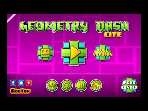 [Fluttershy plays geometry dash] YES !!!!!