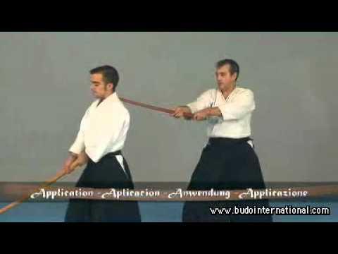 AIkido. Basic Bokken. Jose L. Isidro Image 1