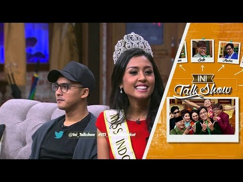 Maria Harfanti Bercerita Tentang Miss World - Ini Talk Show 15 Januari 2016 (part 3/6)