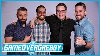 Colin's Last GameOverGreggy Show - The GameOverGreggy Show Ep. 174