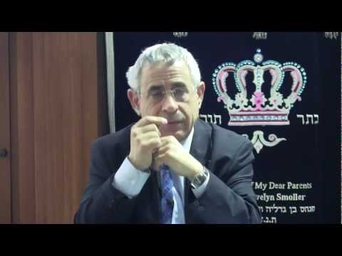 (1) Dr. Mordechai Kedar: Islam's war on the West / history of subjugating non-Muslims (Part 1 of 3)