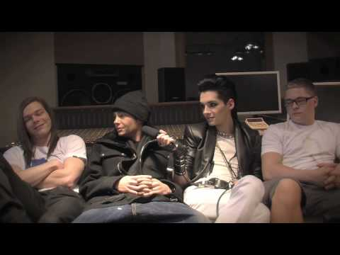 02.02.10 Tokio Hotel – Humanoid City Tour – Interview Part 2