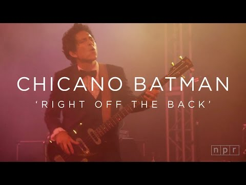 Chicano Batman: 'Right Off The Back' SXSW 2016 | NPR MUSIC FRONT ROW