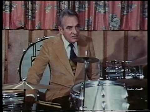 Gene Krupa and Papa Joe Jones part of 1/3