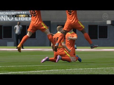 Marco Reus je papagaj!!! FIFA 16