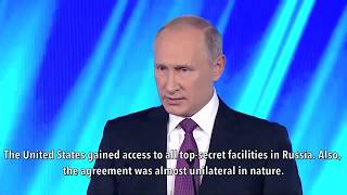Putin Slams US Over Nuclear Treaties: Russia Gave You Uranium, You Repaid Us By Bombing Serbia