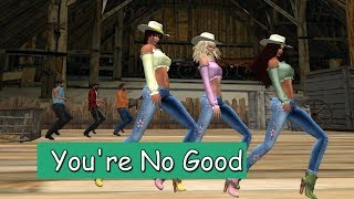 You're No Good - SLDC – Country Jamboree