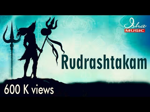 Rudrashtakam (namami Shamishan Nirvan Roopam...) - With Lyrics video